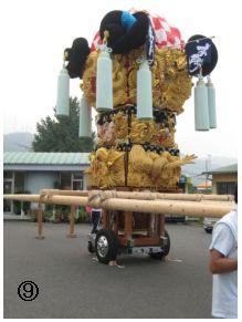 愛媛県今治市車金商会|お祭り